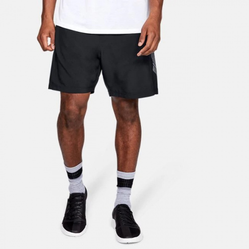 Clothing - Under Armour UA Woven Graphic Shorts 9651 | Fitness