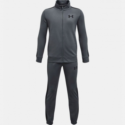 Clothing - Under Armour Boys UA Knit Track Suit 3290 | Fitness