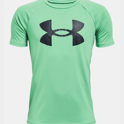 Clothing - Under Armour Boys UA Tech Big Logo T-Shirt 3283 | Fitness