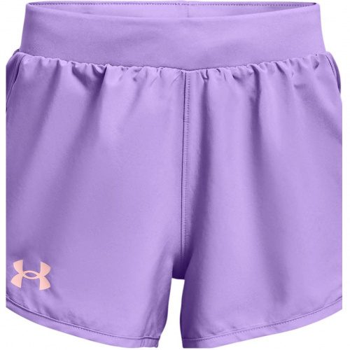 Clothing - Under Armour Girls UA Fly-By Shorts | Fitness