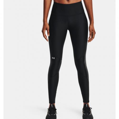 Clothing - Under Armour HeatGear Armour No-Slip Waistband Shine Full-Length Leggings | Fitness