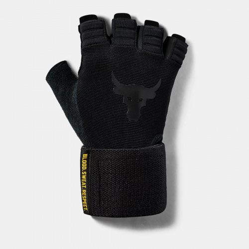 Accessories - Under Armour Project Rock Training Glove   Fitness