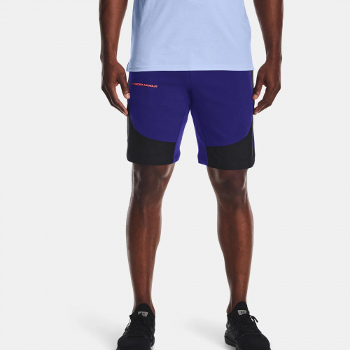 Clothing - Under Armour Rival Terry AMP Shorts | Fitness