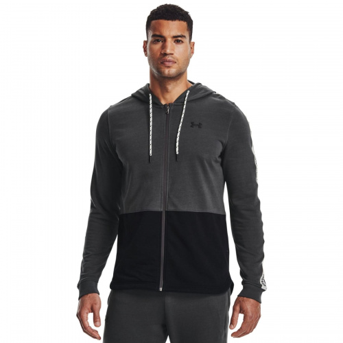Clothing - Under Armour Rival Terry Full Zip Hoodie | Fitness