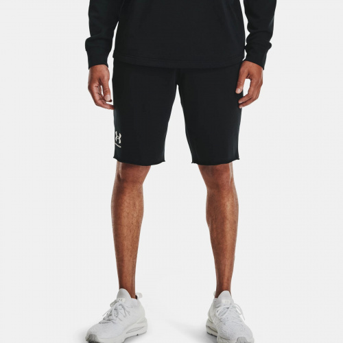 Clothing - Under Armour Rival Terry Shorts 1631 | Fitness