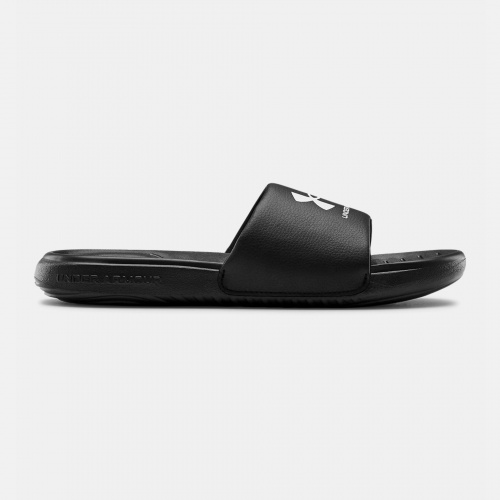 Shoes - Under Armour UA Boys Ansa Fixed Slides 3789 | Fitness