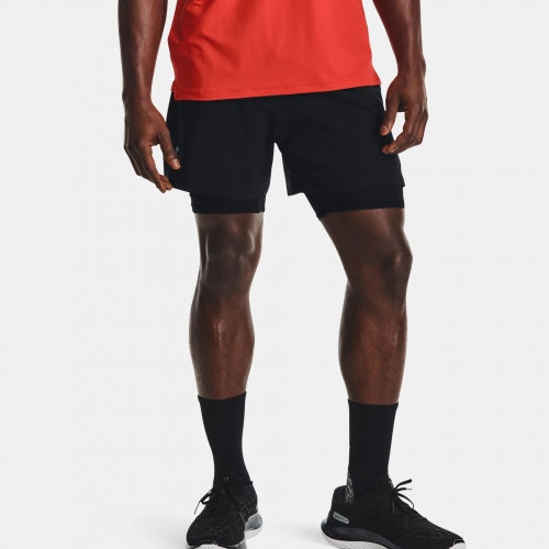 Clothing - Under Armour UA Iso-Chill Run 2-in-1 Shorts  | Fitness