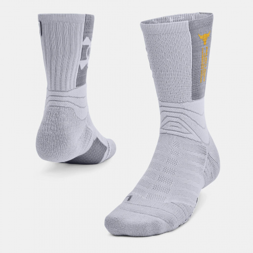 Accessories - Under Armour UA Playmaker Project Rock Crew Socks | Fitness
