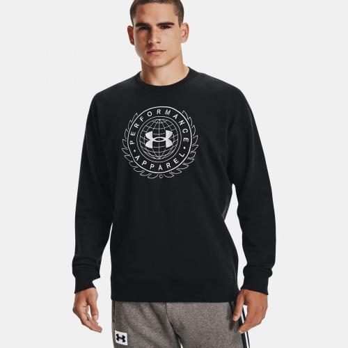 Clothing - Under Armour UA Rival Fleece Alma Mater Crew | Fitness