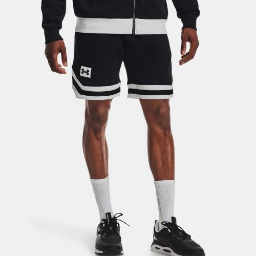 Clothing - Under Armour UA Rival Fleece Alma Mater Shorts | Fitness