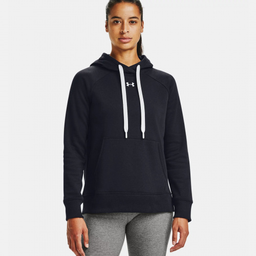 Clothing - Under Armour UA Rival Fleece HB Hoodie 6317 | Fitness