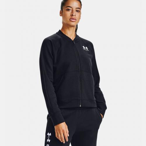 Clothing - Under Armour UA Rival Fleece Jacket 8148 | Fitness