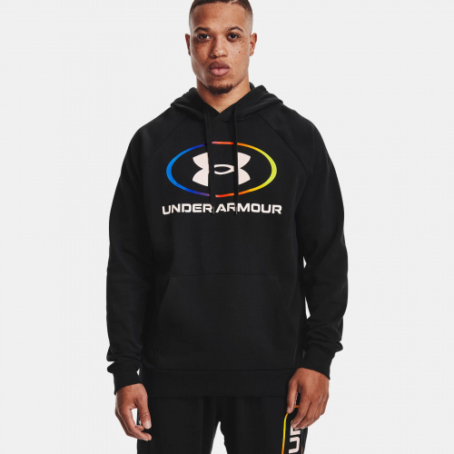 Clothing - Under Armour UA Rival Fleece Lockertag Hoodie 1557 | Fitness