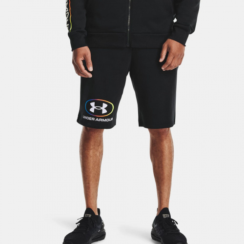 Clothing - Under Armour UA Rival Fleece Lockertag Shorts 1625 | Fitness