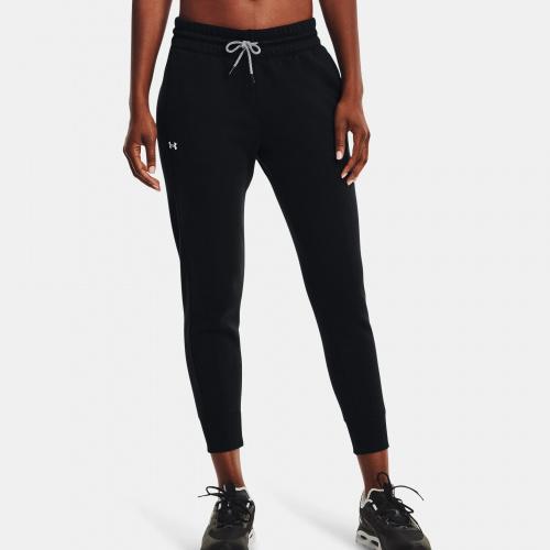 Clothing - Under Armour UA Rival Fleece Mesh Pants | Fitness