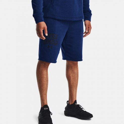 Clothing - Under Armour UA Rival Terry Collegiate Shorts  | Fitness