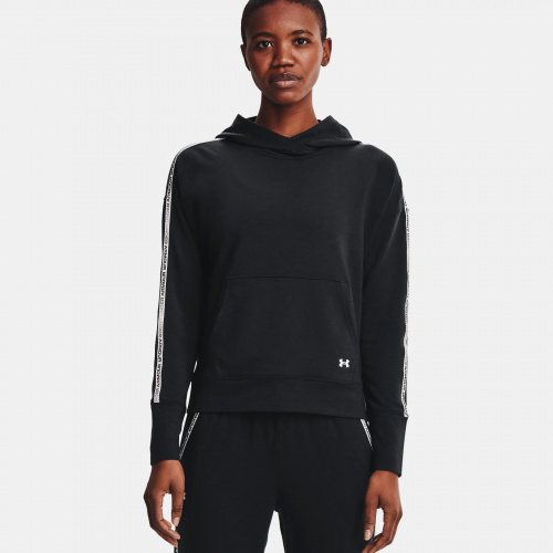 Clothing - Under Armour UA Rival Terry Taped Hoodie 0904 | Fitness