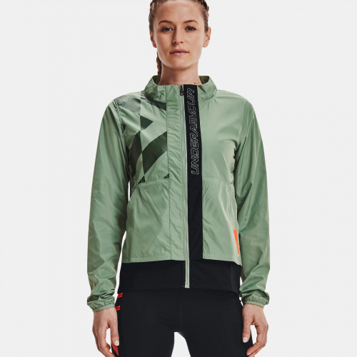 Clothing - Under Armour UA Run Anywhere Laser Jacket   Fitness