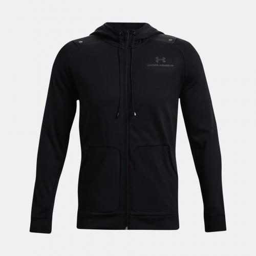 Clothing - Under Armour UA RUSH All Purpose Full-Zip Hoodie   Fitness