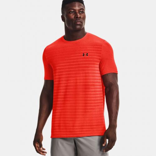 Clothing - Under Armour UA Seamless Fade Short Sleeve | Fitness