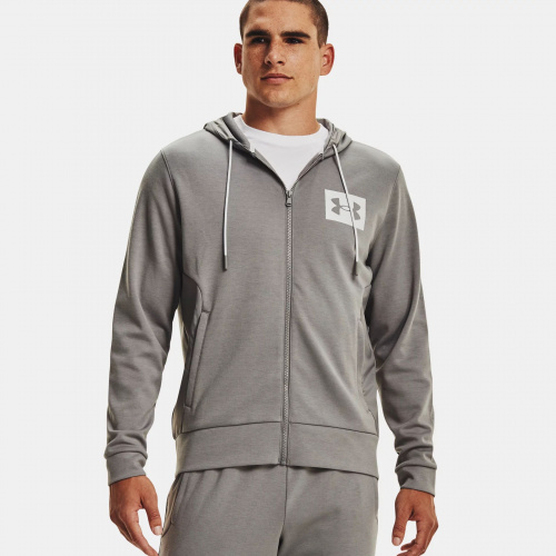Clothing - Under Armour UA Summit Knit Full-Zip Hoodie | Fitness