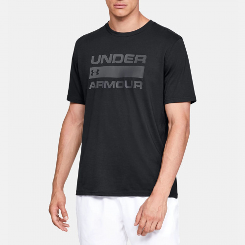 Clothing - Under Armour UA Team Issue Wordmark T-Shirt 9582 | Fitness