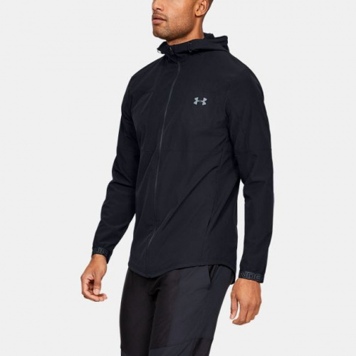 Clothing - Under Armour Vanish Woven Full Zip Jacket 5725 | Fitness