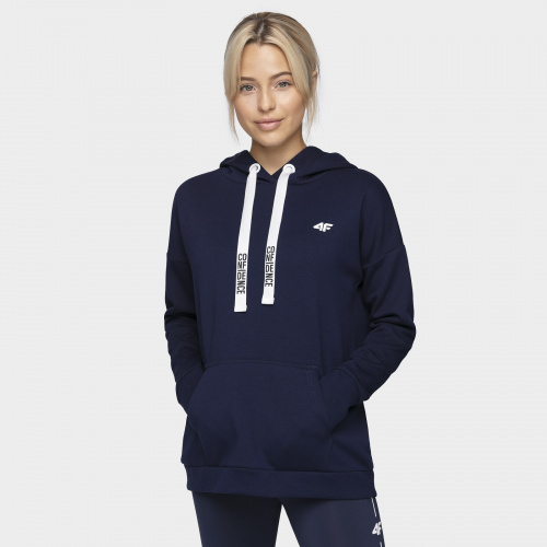 Clothing - 4f Women Hoodie BLD004 | Fitness