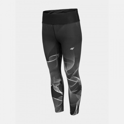Clothing - 4f Women Running Leggings SPDF010 | Fitness
