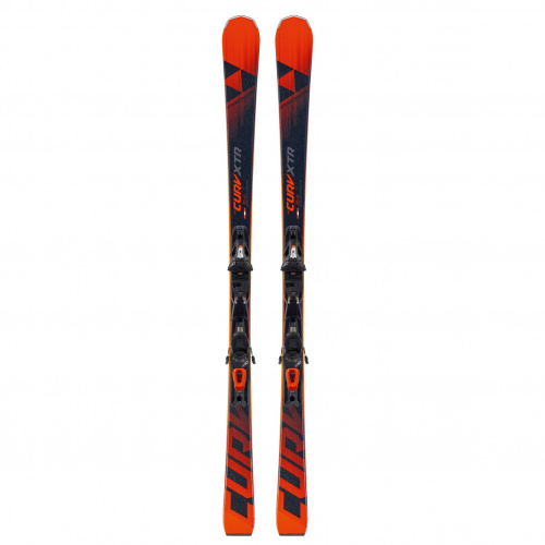 Ski - Fischer XTR The Curv RT + RS10 GW | Ski