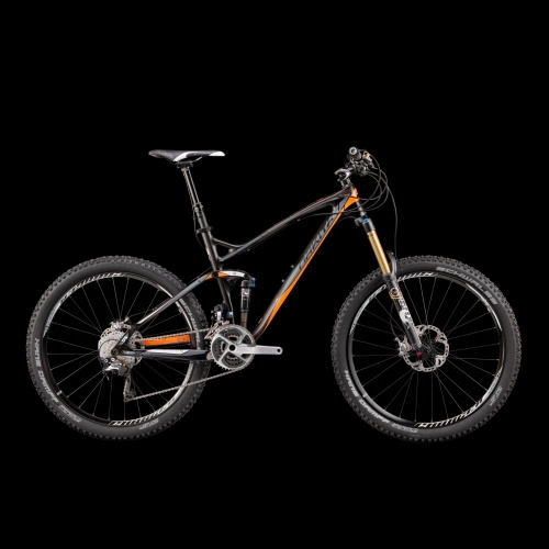 MTB Full Suspension - Nakita Engine C PRO  | bikes