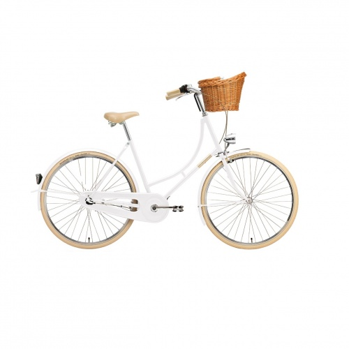 City Bike - Creme Cycles Holymoly Lady Solo White | Bikes