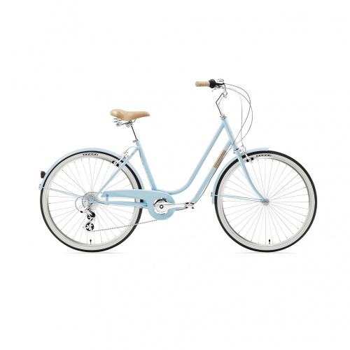 City Bike - Creme Cycles MOLLY UNO LIGHT BLUE | Bikes