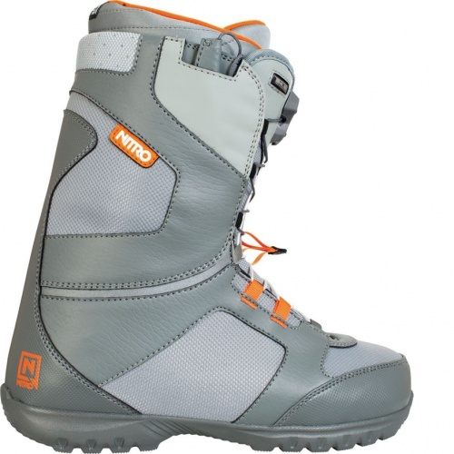 Snowboard Boots - Nitro Nomad TLS | snowboard