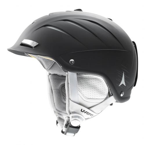Ski Amp Snow Helmet Kask Chrome Snow Gear