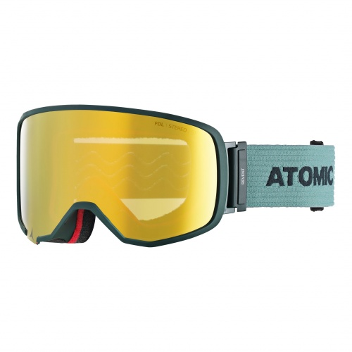 Ski & Snow Goggles - Atomic REVENT L FDL STEREO | snow-gear