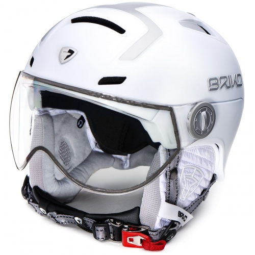 Ski & Snow Helmet - Briko Stromboli Visor Photochromic | Snow-gear