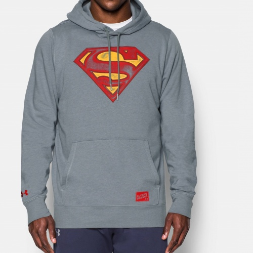 Image of: under armour - Alter Ego Superman Hoodie