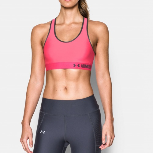 Clothing - Under Armour Armour Mid Bra 3504 | Fitness