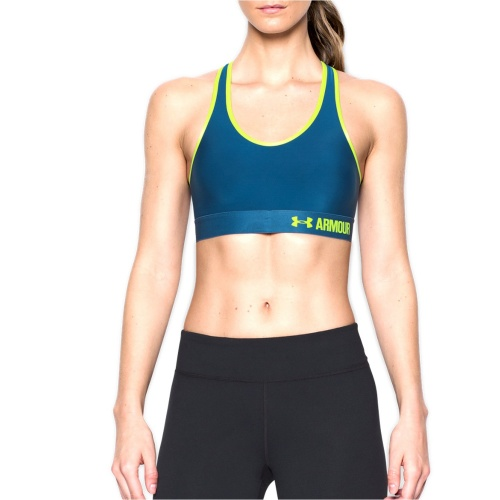 Clothing - Under Armour Armour Mid Bra | fitness