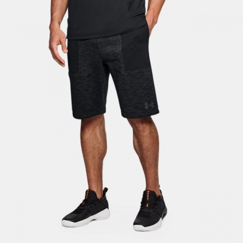 Clothing - Under Armour Baseline Fleece Shorts 9847 | Fitness