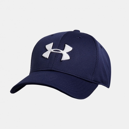 Accessories - Under Armour Blitzing II Stretch Fit Cap | fitness