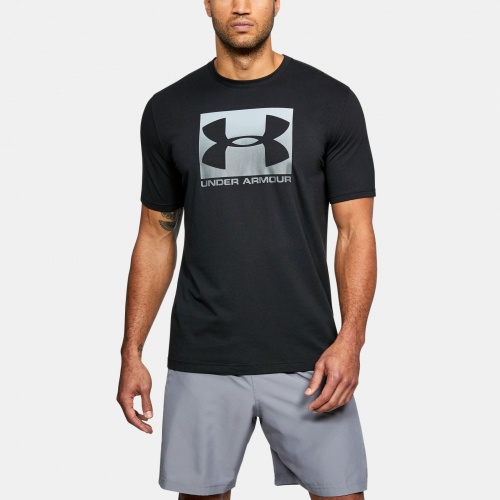 Image of: under armour - Boxed Sportstyle T-Shirt