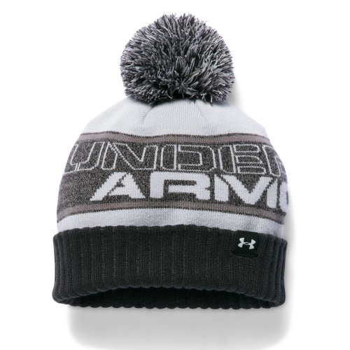 Accessories - Under Armour Boys Pom Beanie 2195 | Fitness
