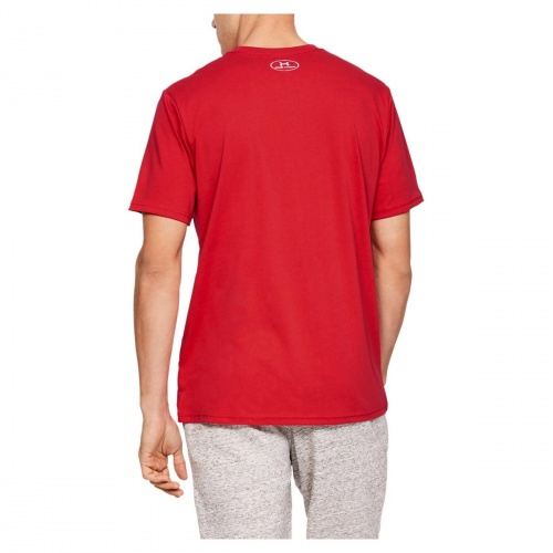 Clothing -  under armour Branded Big Logo Short Sleeve 9588