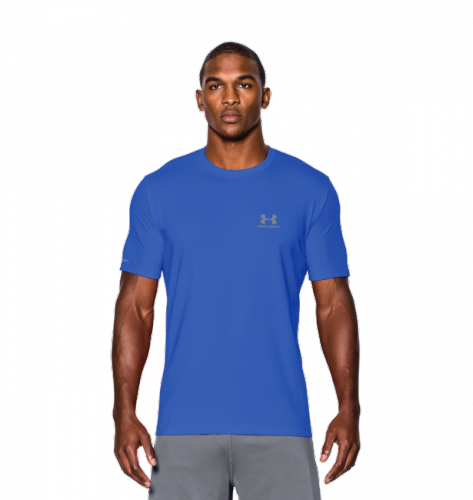 - Under Armour CC Left Chest Lockup Shirt | fitness