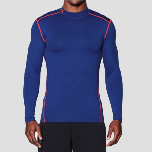 Clothing - Under Armour CG Armour Compr. Mock | fitness