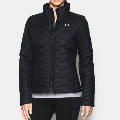 Clothing - Under Armour ColdGear Reactor Jacket W | Fitness