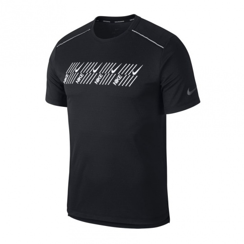 Clothing - Nike Dri-Fit Miler Tech T-Shirt | Fitness