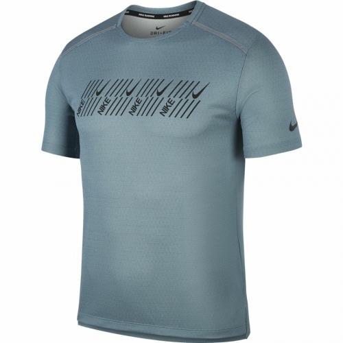 Clothing - Nike Dri-Fit Miler Tech T-Shirt | Fitness